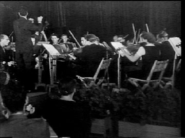orchestra at Theresienstadt